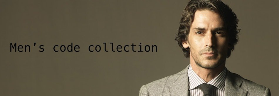 Mens Code Collection
