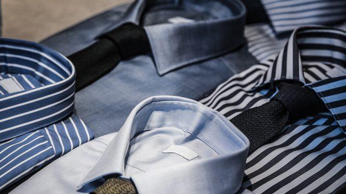 ネクタイとYシャツの合わせ方
