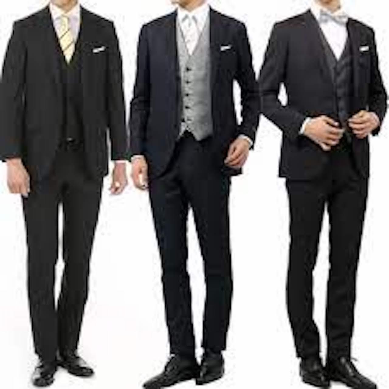 結婚式のお呼ばれで男性の服装のマナーを紹介!スーツ・シャツ・ネクタイはどんなアイテムを使うべき?