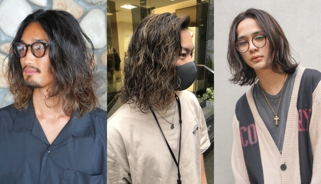 2021年夏のロングのメンズの髪型!おしゃれなヘアアレンジを紹介!