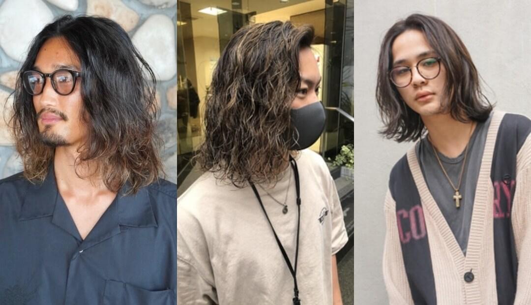 2021年夏のロングのメンズの髪型!おしゃれなヘアアレンジを紹介!