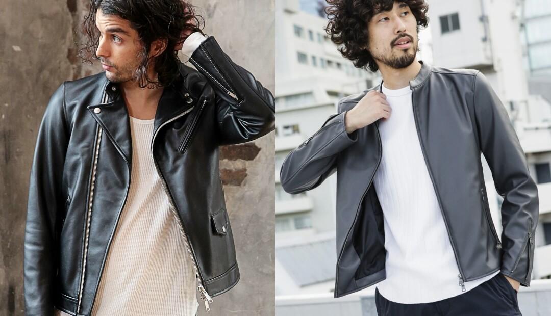 ライダースジャケットの人気ブランド!メンズにおすすめのブランドも紹介!