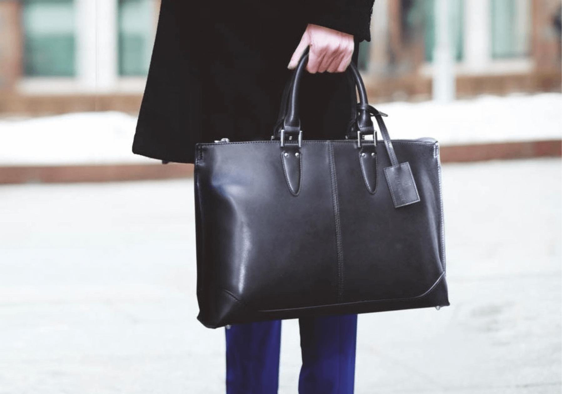 メンズに人気のビジネスバッグ