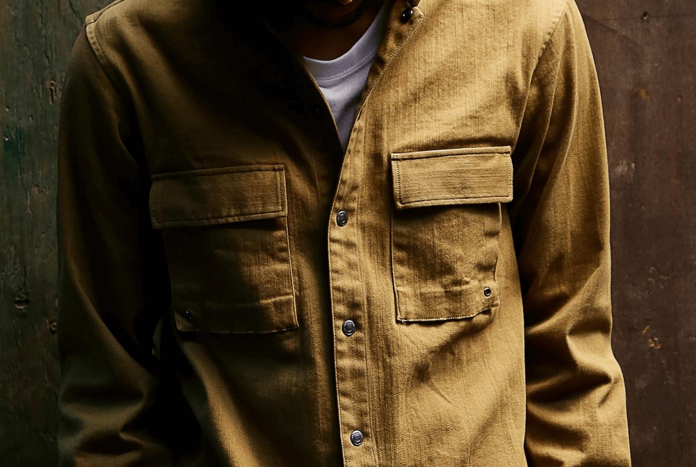 ミリタリーシャツの人気ブランド